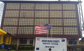 Grand Bassa Center Building located in Buchanan