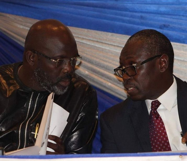 President Weah appoints Internal Affairs Ministry as chair of cabinet Subcommittee on Peace Building and Reconciliation.