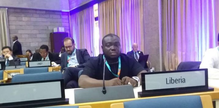 Liberia participates in UN-HABITAT's  General Assembly taking place the Kenyan Capital Nairobi.
