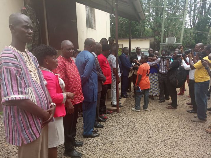 As Government mourns in Nimba mine Disaster, Business Community swiftly bring in relief items